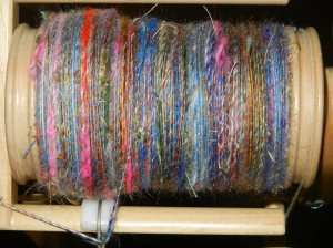 5 spinning the base yarn (1)