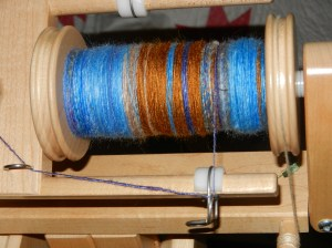 5 spinning the base yarn (3)