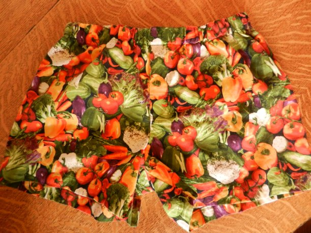 ...and Vegetable Medley