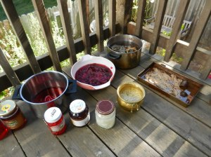 Dyepots and jars