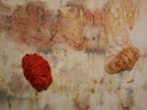 matching the yarns (63)